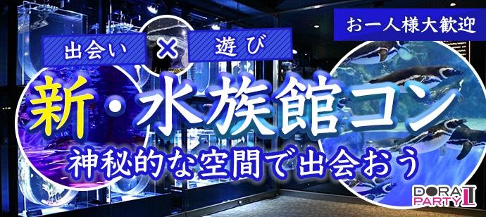 7/14  池袋  夏のサンシャイン水族館デート☆オリジナルMISSONで出会いを楽しめる新感覚街コン